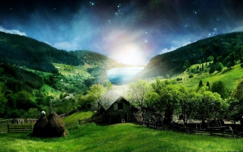 Fantasy - Landscape Wallpapers and Backgrounds ID : 219717