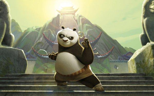 Movie Kung Fu Panda Po HD Wallpaper | Background Image