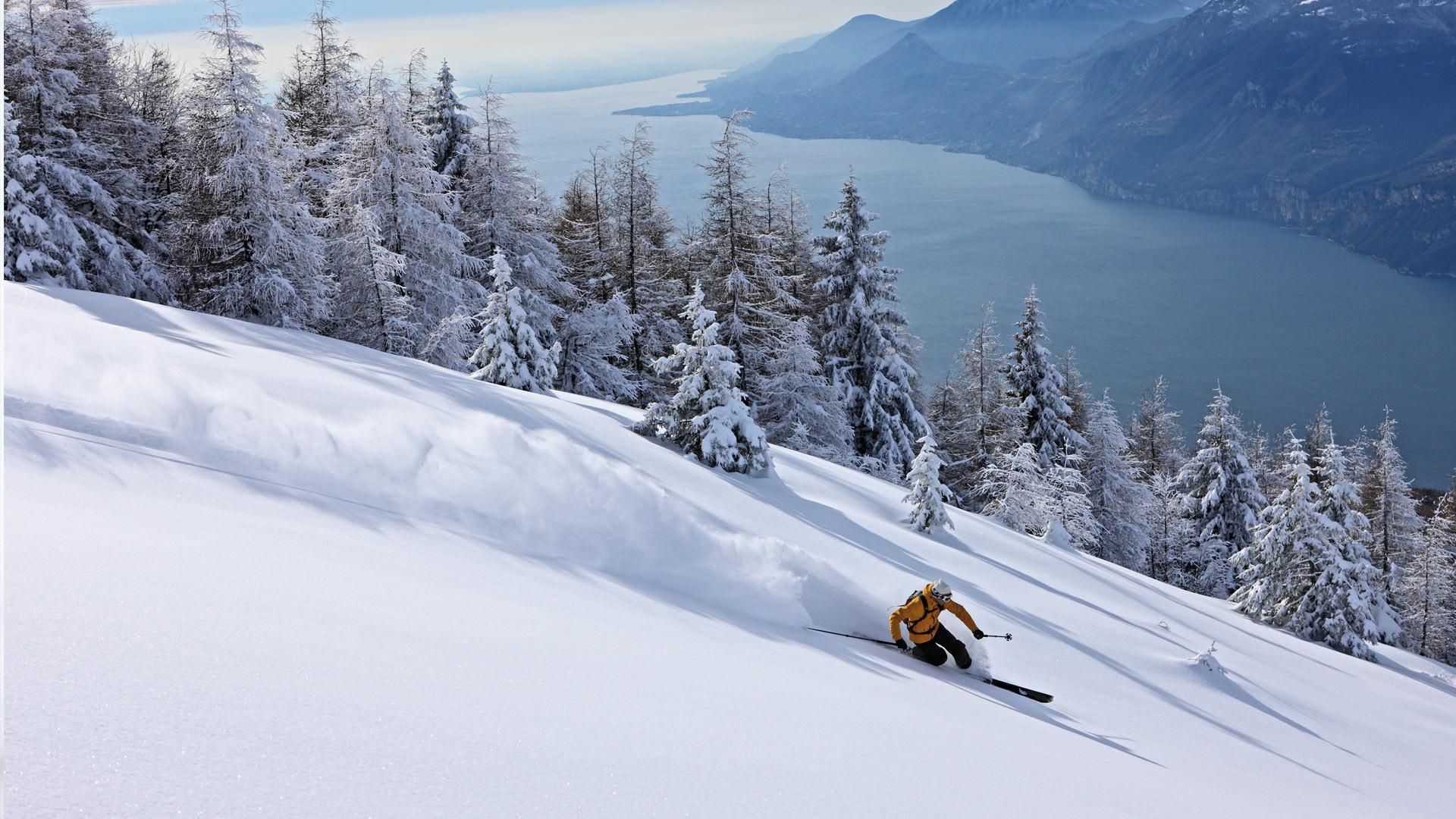 skiing computer wallpapers desktop backgrounds