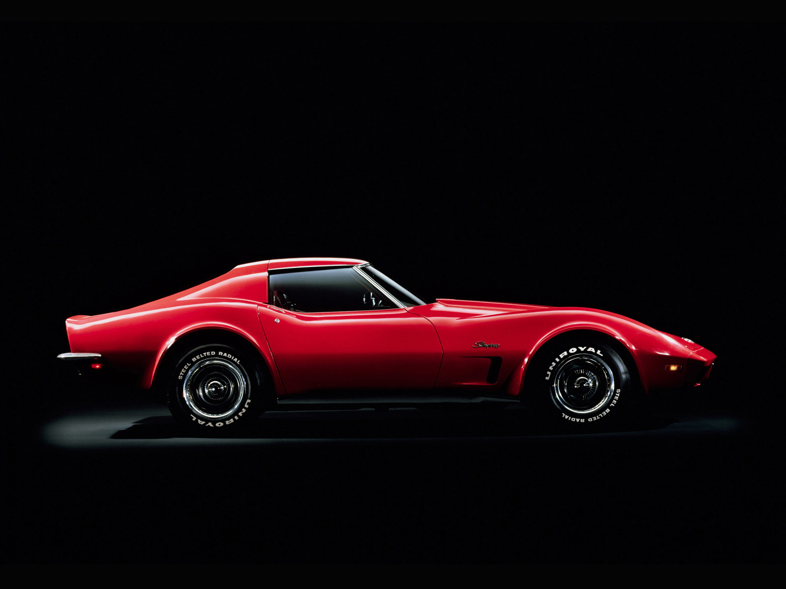 1 1973 Corvette HD Wallpapers | Background Images ...