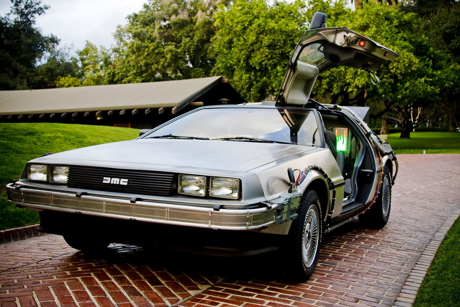 Back To The Future Wallpaper and Background Image ...