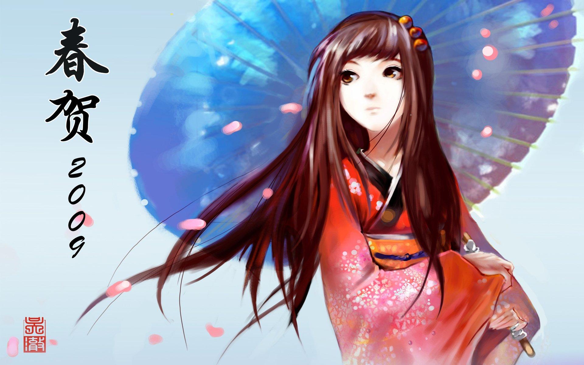 Anime - Women  Wallpaper