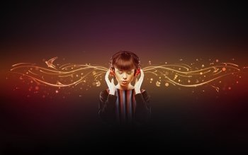 Music - Headphones Wallpapers and Backgrounds ID : 220005