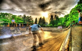 Sports - Skateboarding Wallpapers and Backgrounds ID : 22045