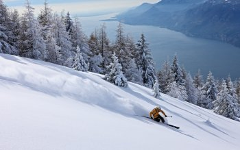 Deporte - Skiing Wallpapers and Backgrounds ID : 220467
