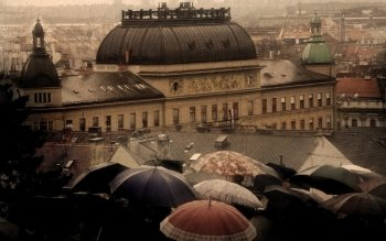 Fotografie - Rain Wallpapers and Backgrounds ID : 220545