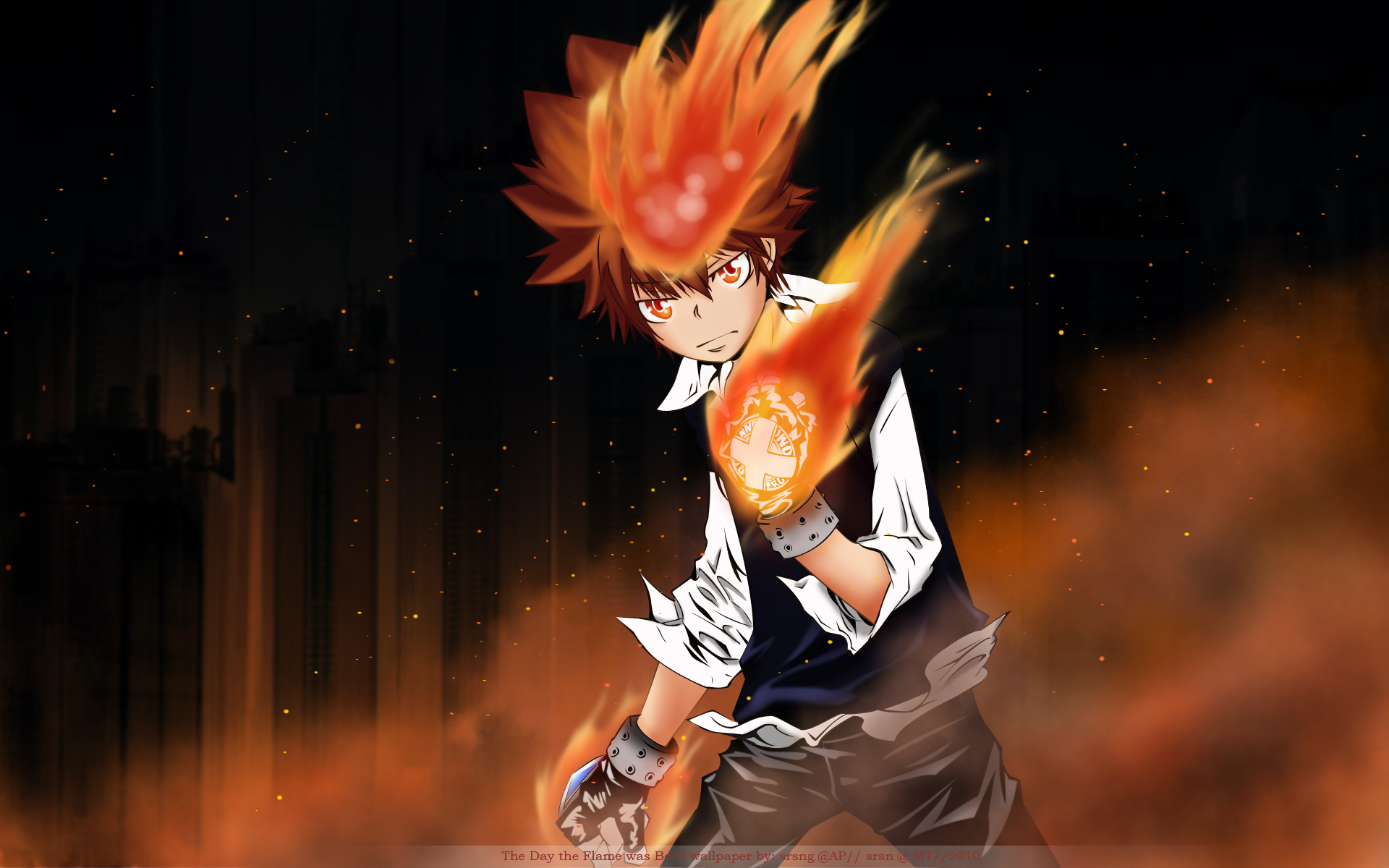 kateky hitman reborn computer wallpapers desktop