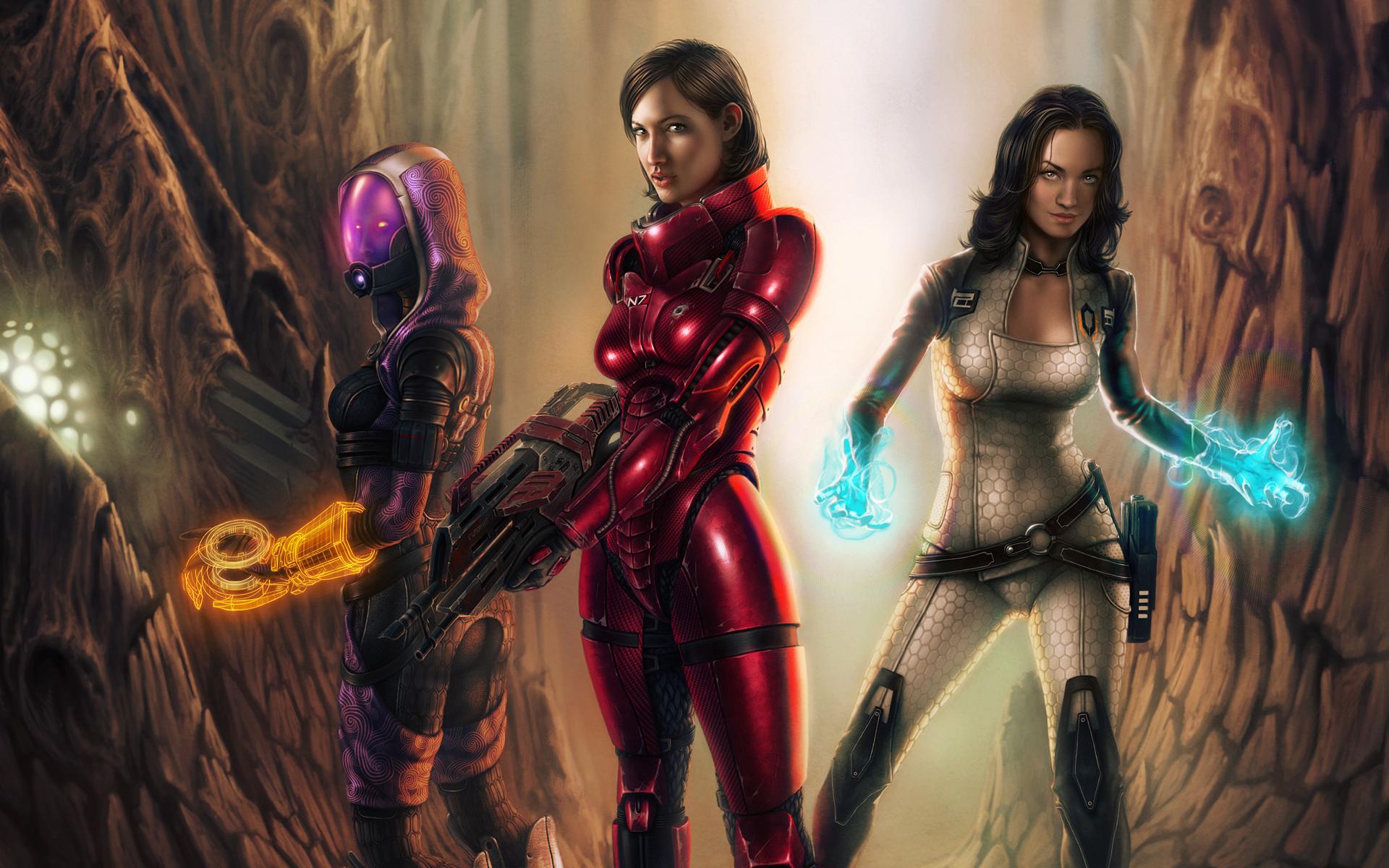 Mass Effect 2 Hd Wallpaper Background Image 1920x1200 Id