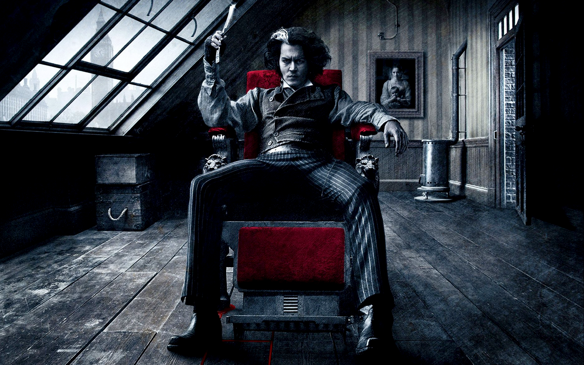 Johnny Depp Full HD Wallpaper And Background Image