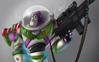 Preview CGI - Buzz Lightyear Art