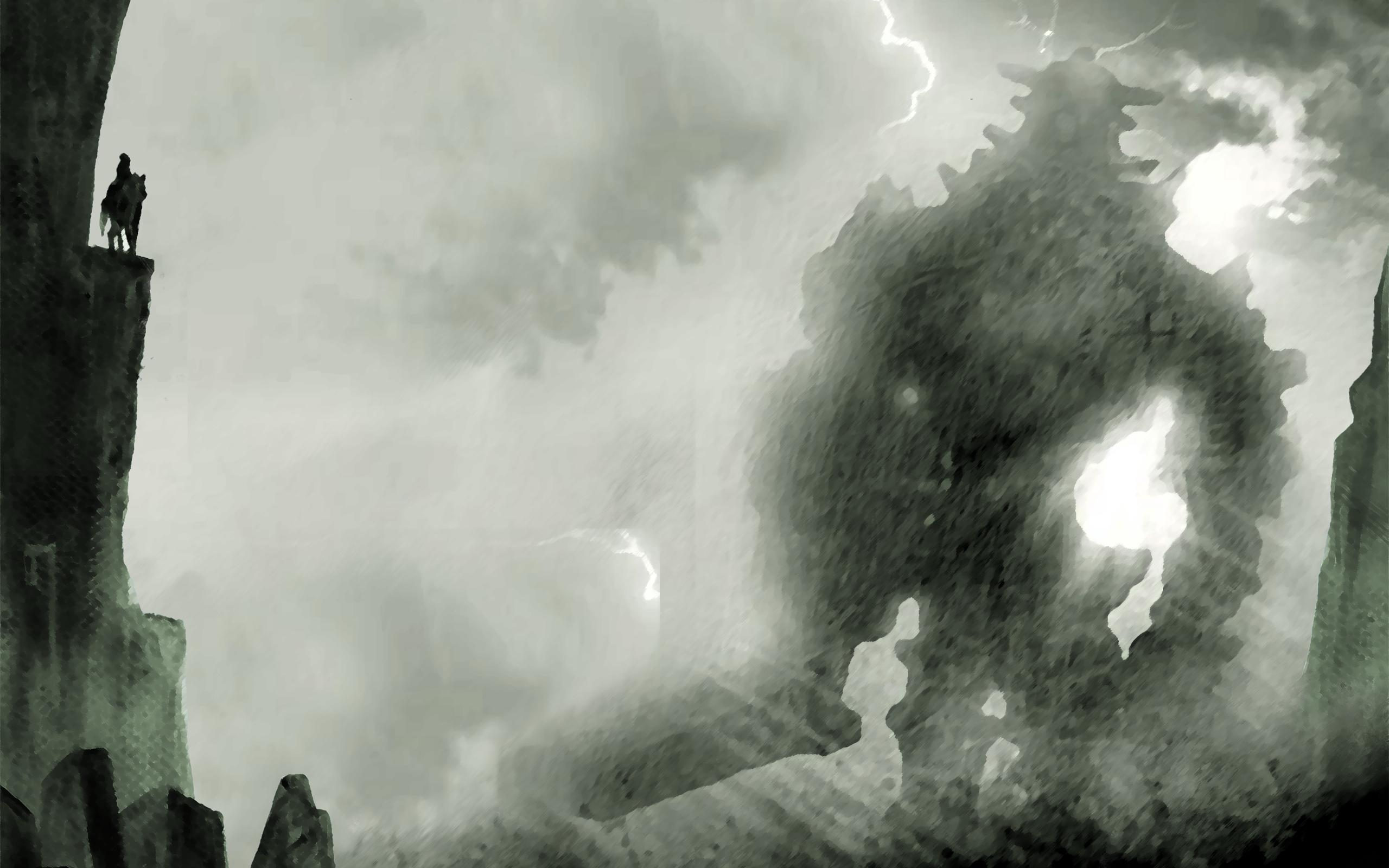72 Shadow Of The Colossus HD Wallpapers | Backgrounds ...