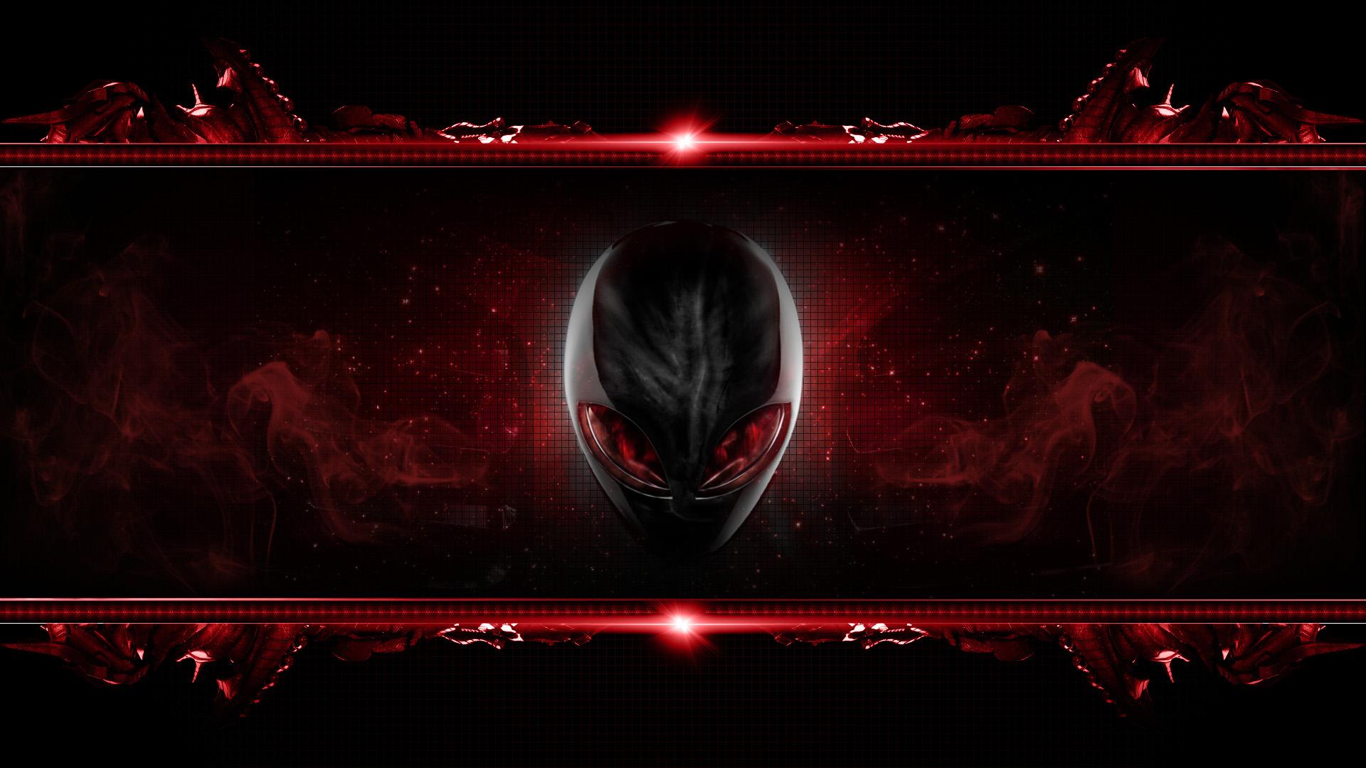 Technologie - Alienware  Fond d'écran