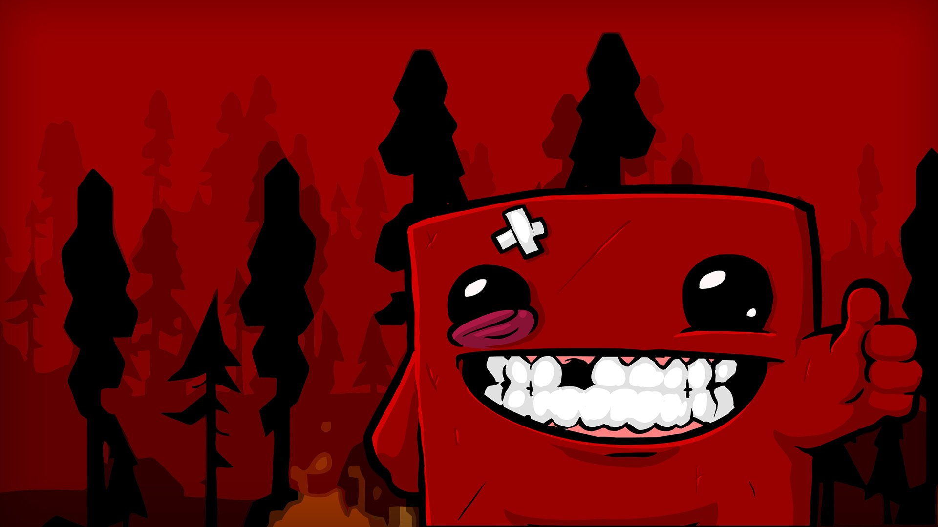 14 Super Meat Boy Hd Wallpapers Background Images Wallpaper Abyss