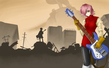 Anime - Flcl Wallpapers and Backgrounds ID : 2235