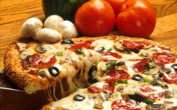 Food - Pizza Wallpapers and Backgrounds ID : 224205