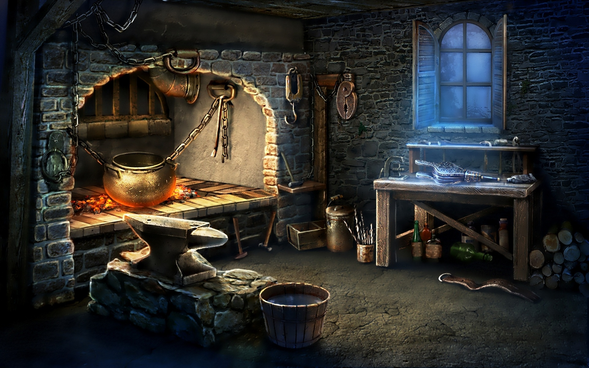 1 Beauty And The Beast HD Wallpapers | Backgrounds ...