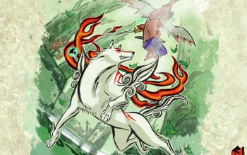 Video Game - Okami Wallpapers and Backgrounds ID : 22599