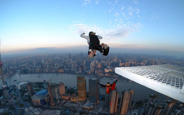 Sports Parachutisme Fond d'écran HD | Image