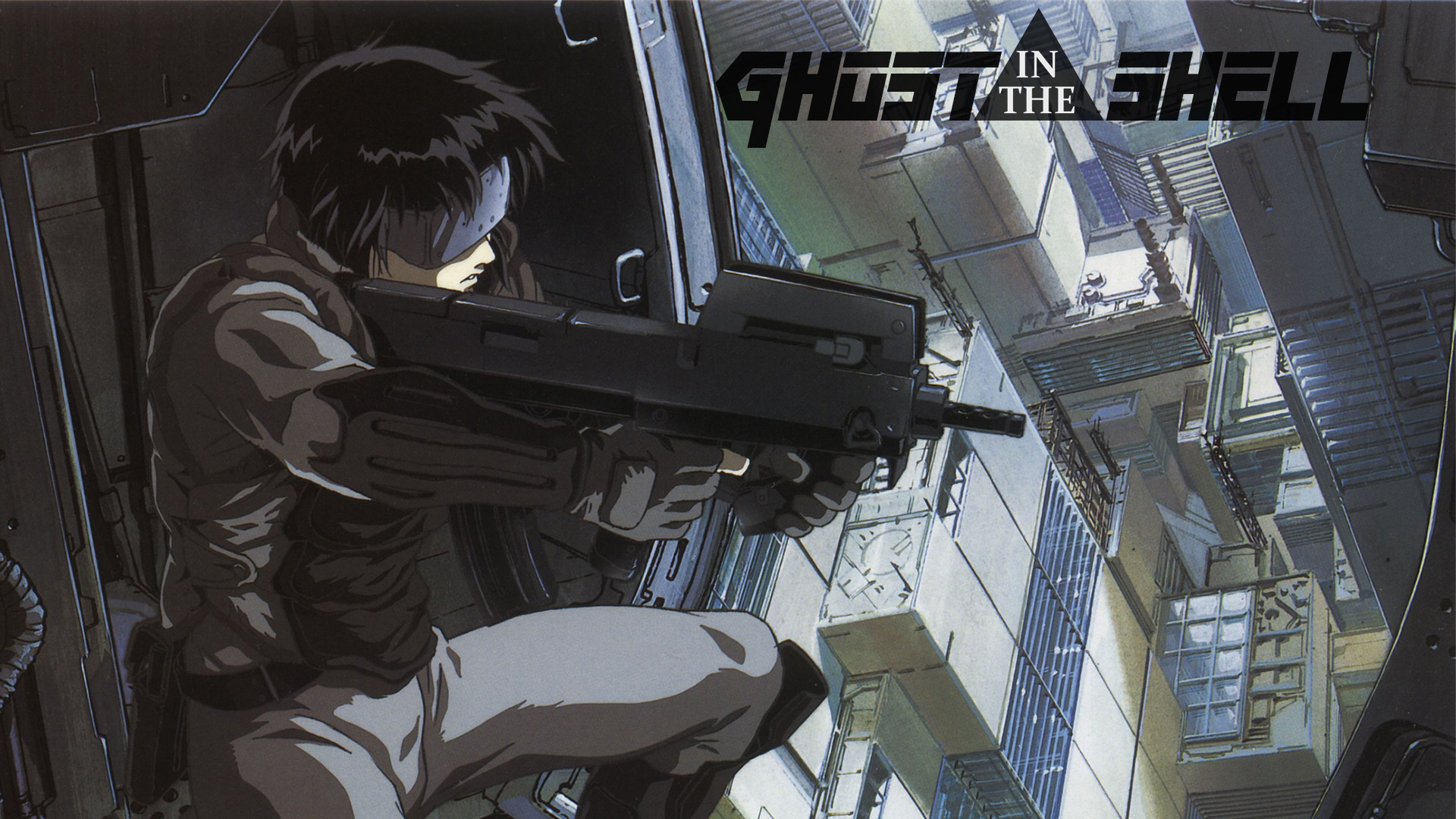 Ghost In The Shell Hd Wallpaper Background Image 1920x1080