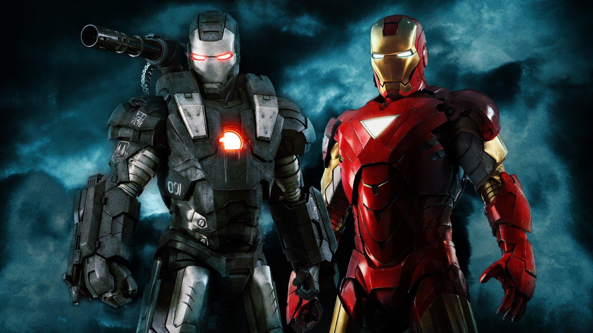 Imà Genes De Iron Man: Iron Man 2 Full HD Wallpaper And Background Image