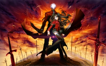 Anime - Fate/Stay Night: Unlimited Blade Works Wallpapers and Backgrounds ID : 226449