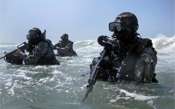 Military Soldier Seal Team Navy HD Wallpaper   Background Image