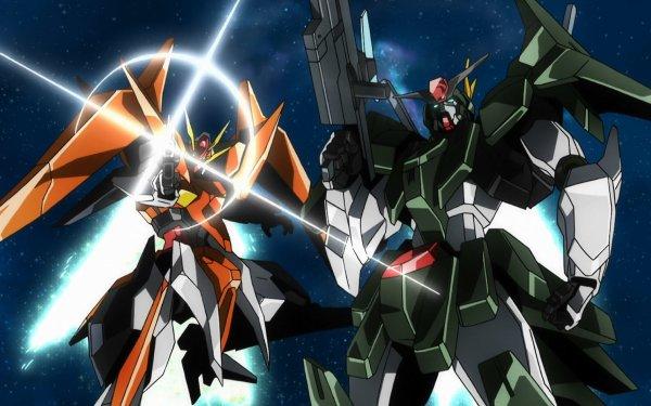 Anime Gundam Mobile Suit Gundam 00 HD Wallpaper | Background Image