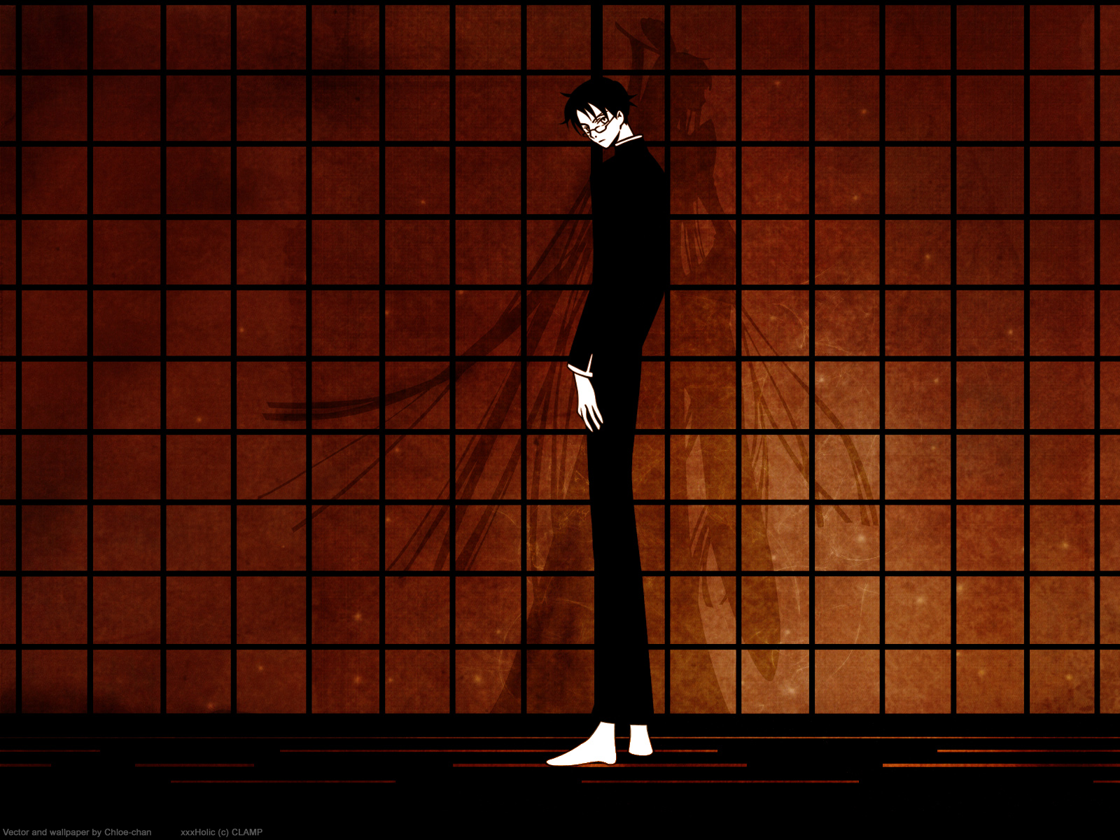 Anime - Xxxholic  Wallpaper