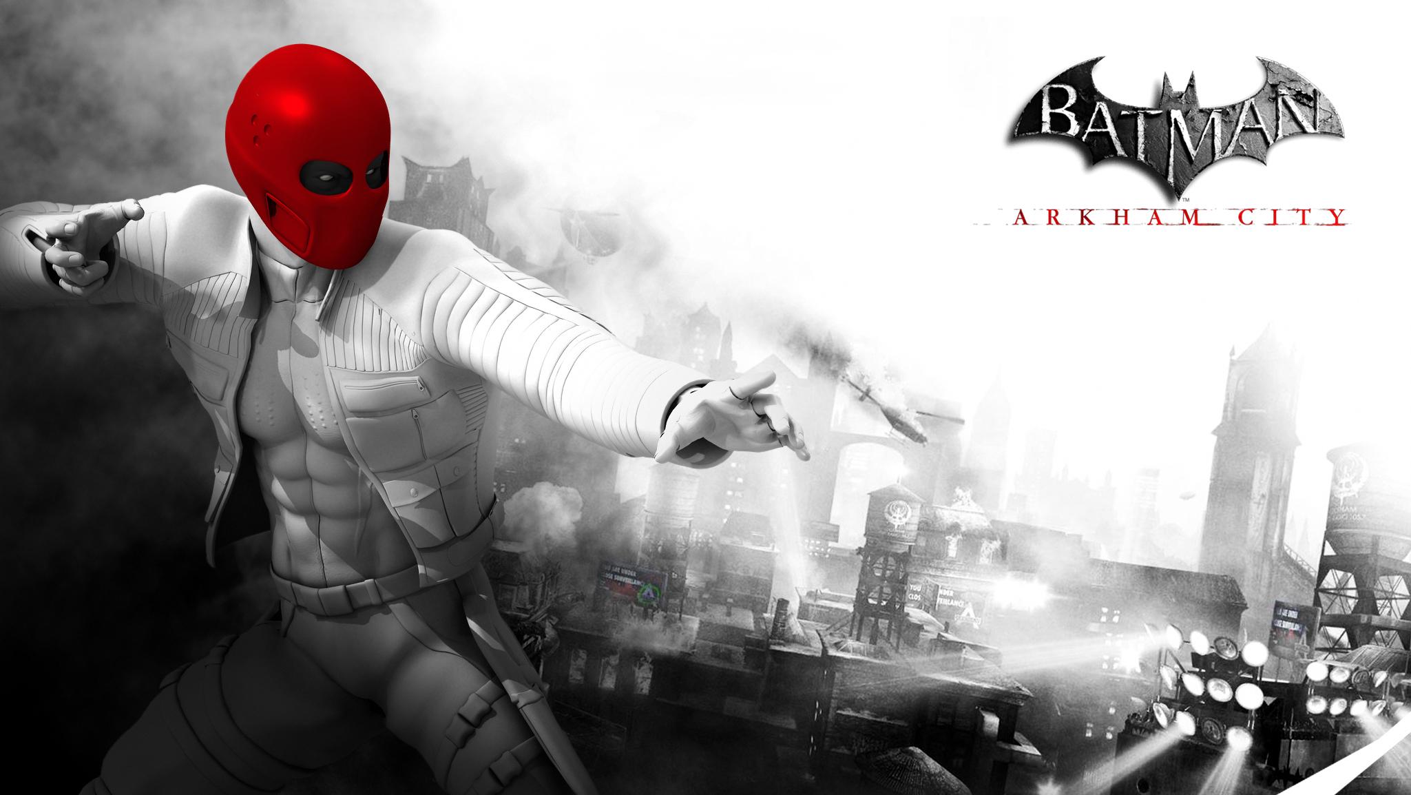 Batman Arkham City Hd Wallpaper Background Image 2049x1154
