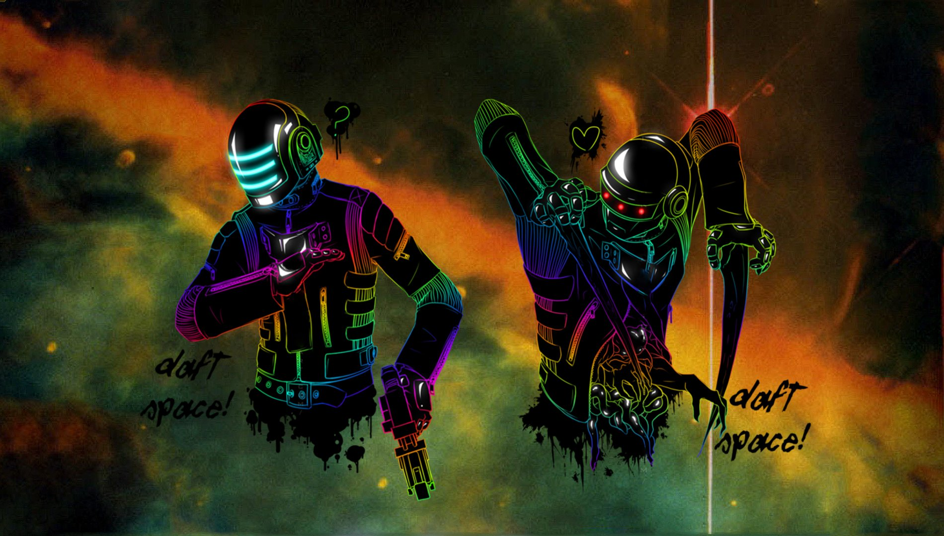 Daft Punk Wallpaper and Background Image | 1900x1080 | ID ...