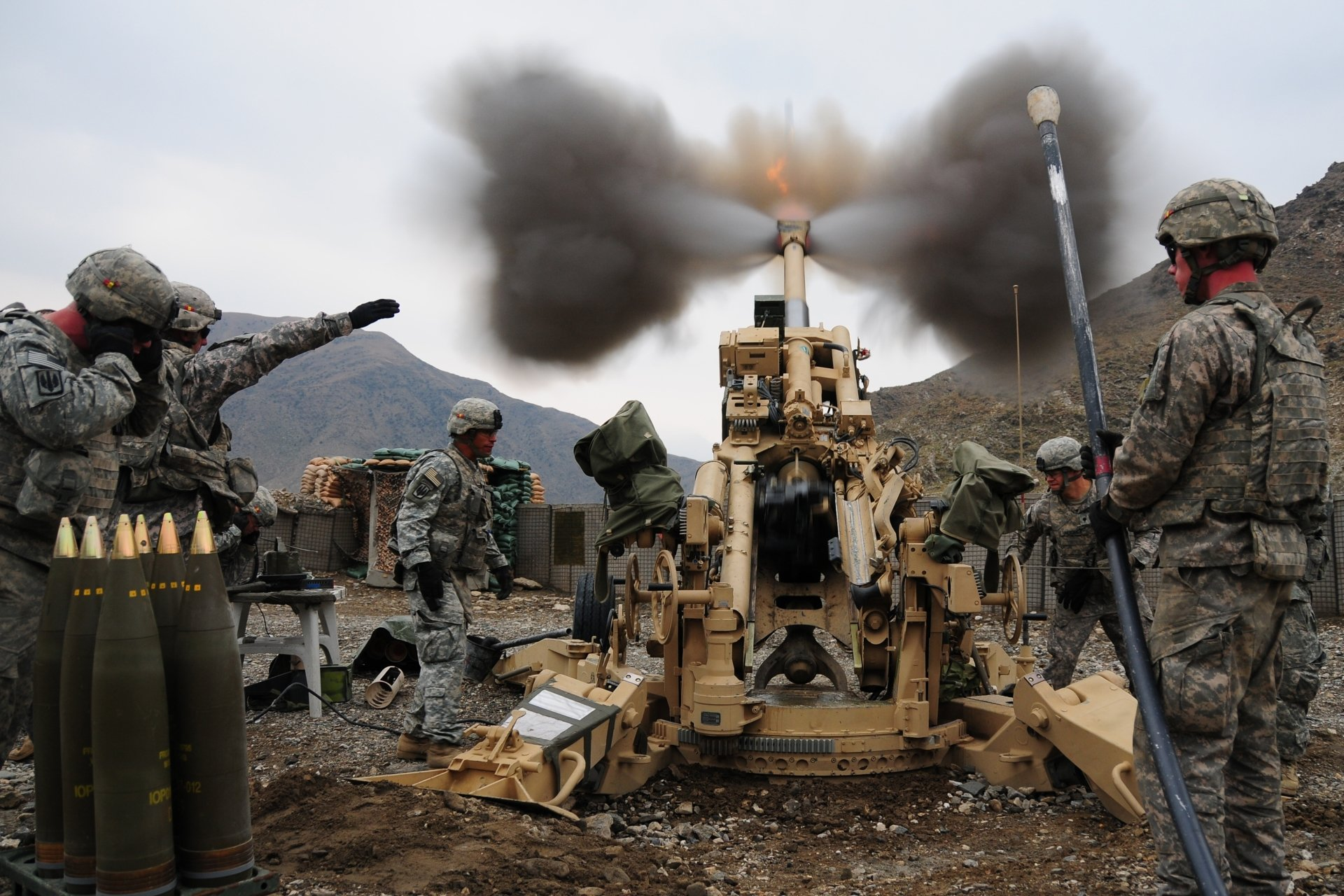 Artillery Full HD Wallpaper and Background Image ...