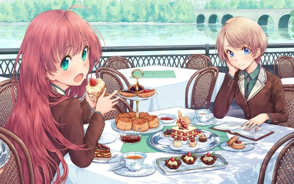 Anime Original Tokunou Shoutarou HD Wallpaper   Background Image