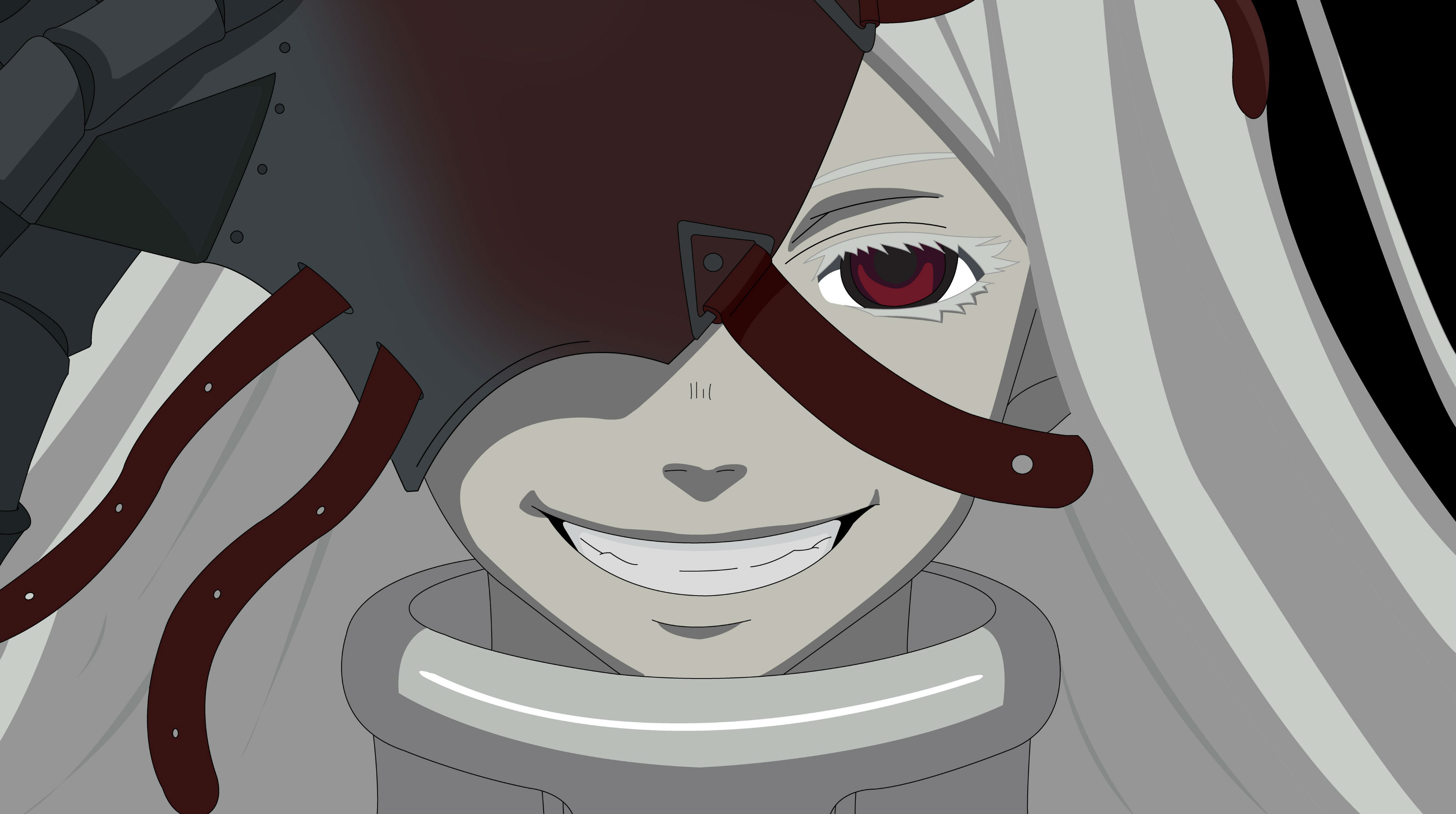 Anime - Deadman Wonderland  Shiro (Deadman Wonderland) Wallpaper