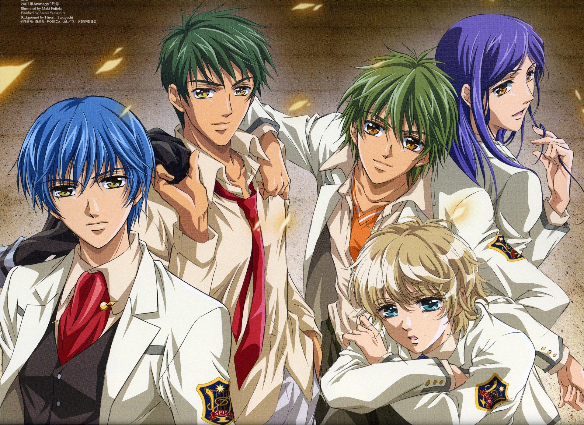 Anime - La Corda d'Oro  Wallpaper