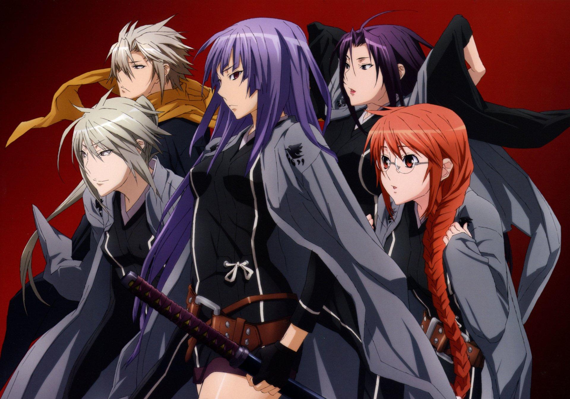 Anime - Sekirei  Wallpaper