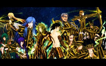 3 Saint Seiya Lost Canvas HD Wallpapers | Background Images
