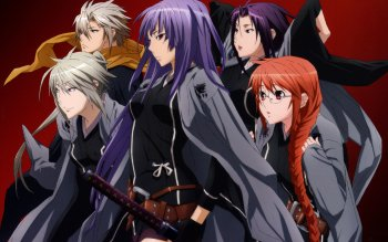 Аниме - Sekirei Wallpapers and Backgrounds ID : 228599