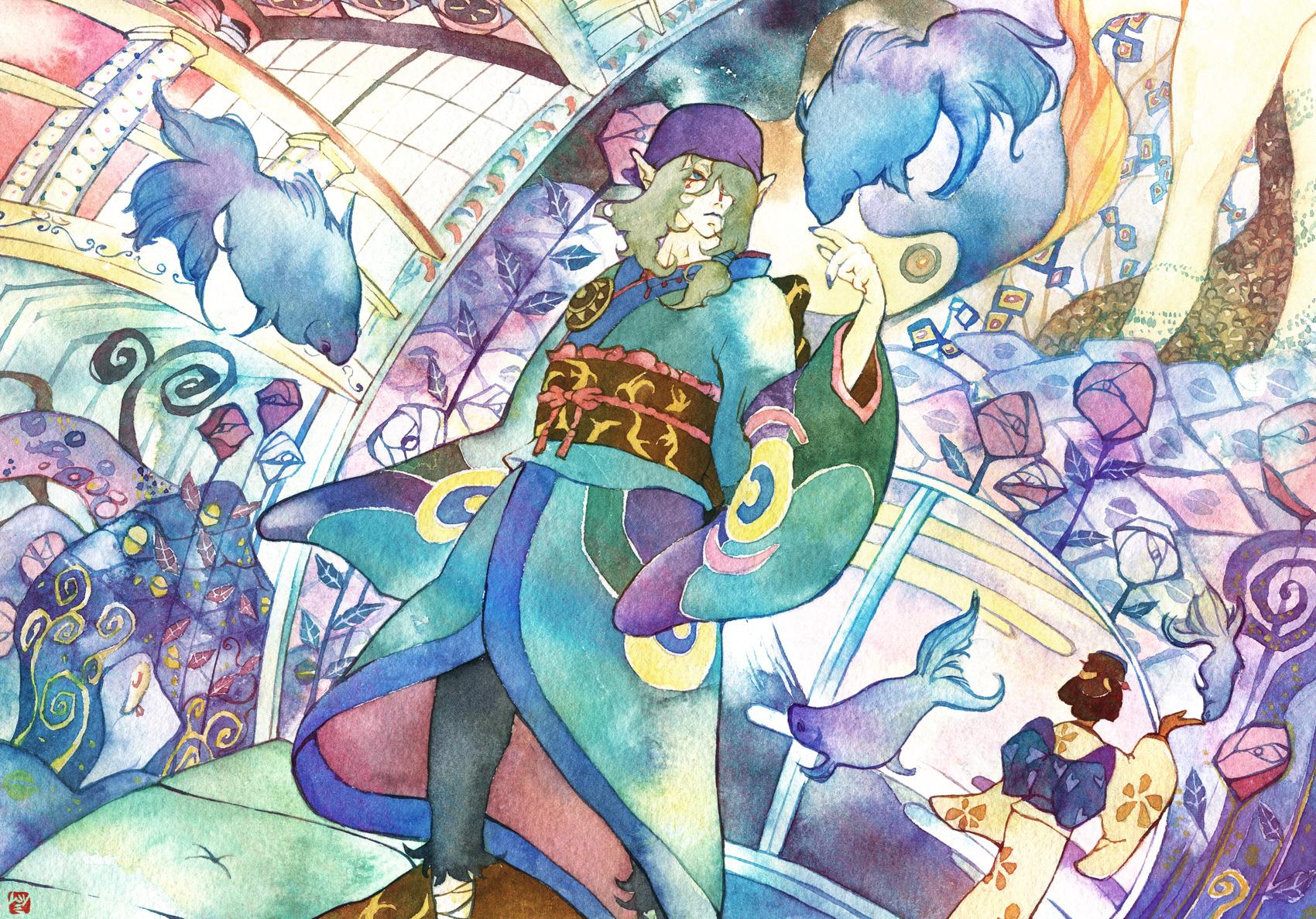 Mononoke wallpaper and background image 1700x1187 id - Mononoke anime wallpaper ...