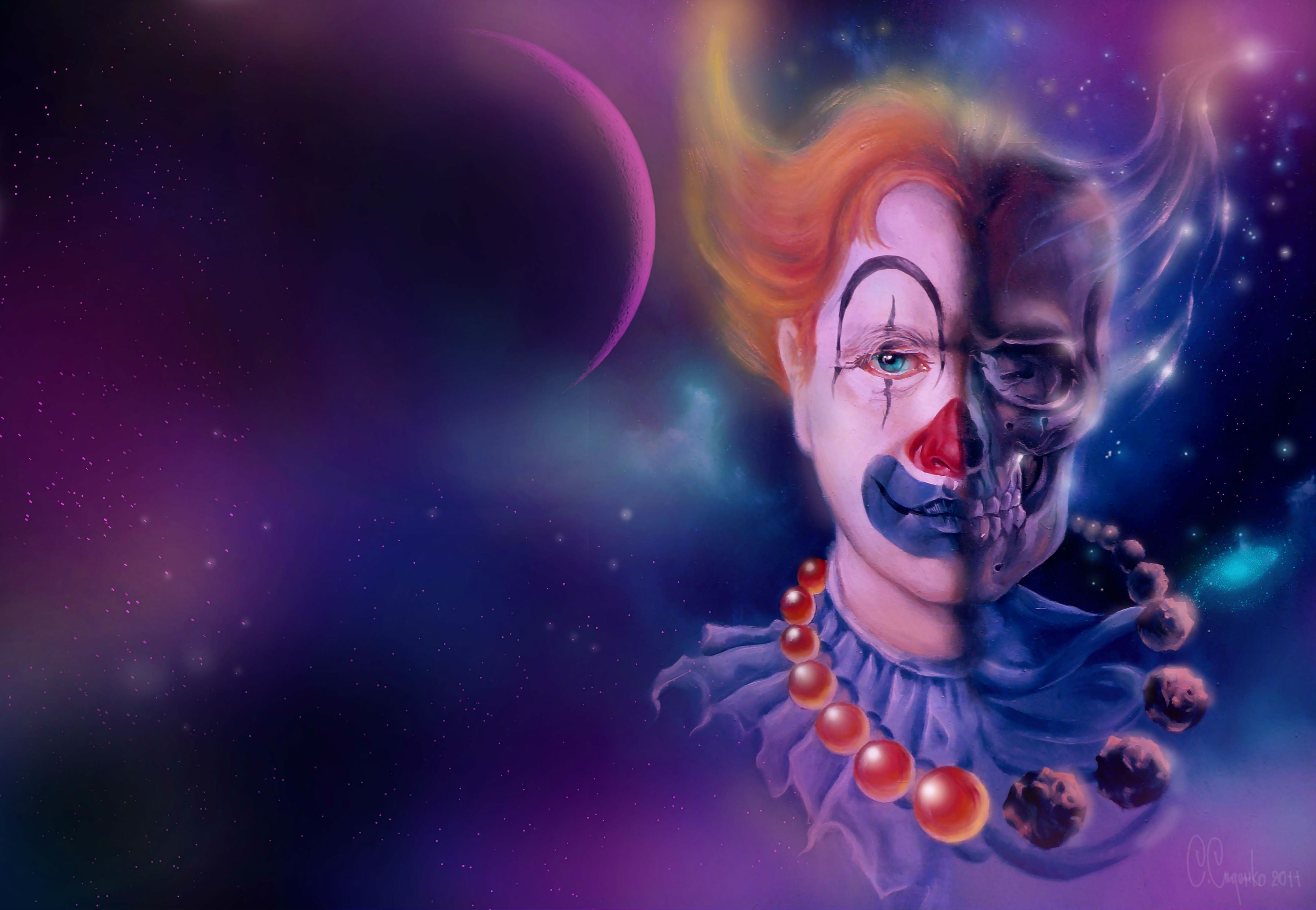 Clown 4k ultra hd wallpaper and background image - Circus joker wallpaper ...