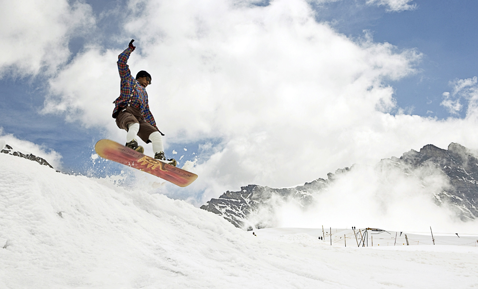 Wallpaper Hd Snowboarding Wallpaper Iphone: Snowboarding Full HD Wallpaper And Background Image