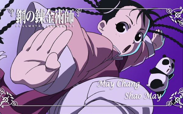 Anime FullMetal Alchemist Fullmetal Alchemist May Chang Shao May HD Wallpaper | Background Image