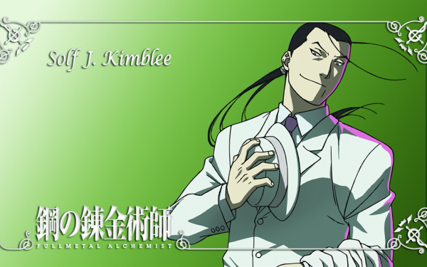 Anime FullMetal Alchemist Fullmetal Alchemist Solf Kimblee HD Wallpaper   Background Image