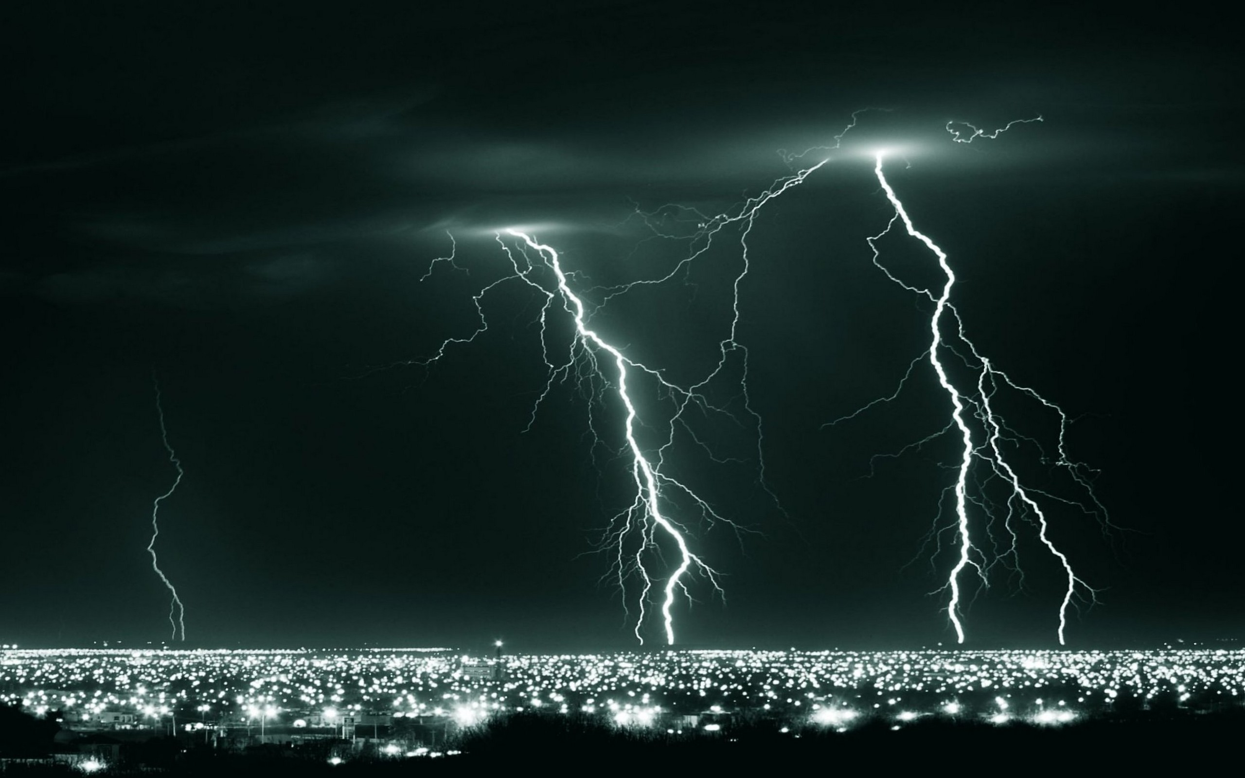 lightning computer wallpapers desktop backgrounds