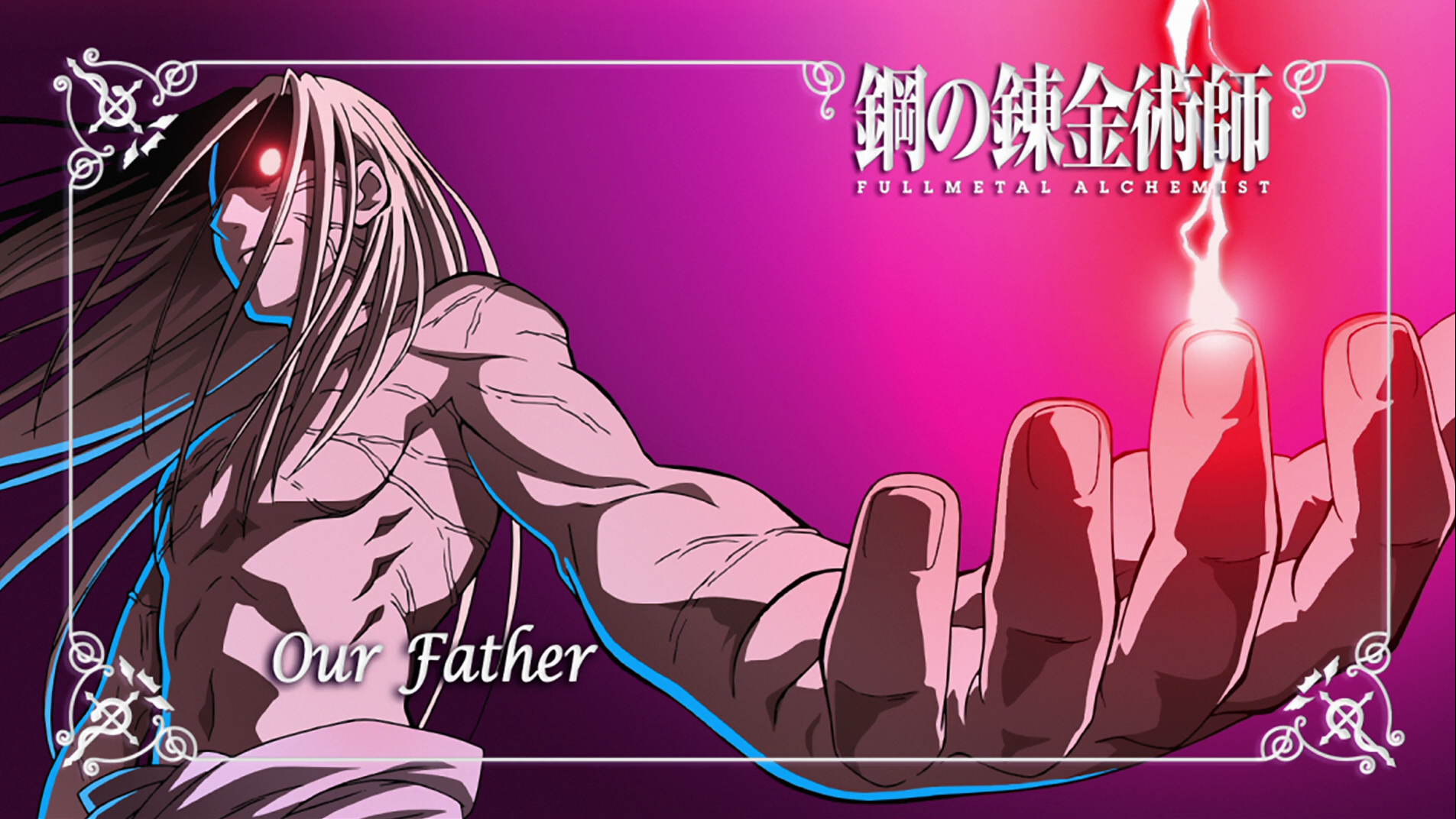 Anime - FullMetal Alchemist  Wallpaper