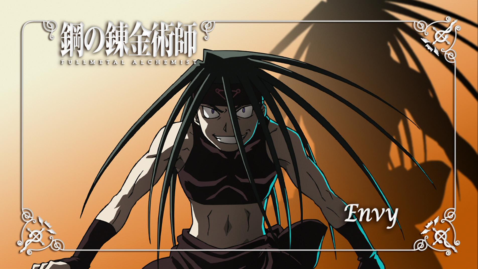 25 Envy Fullmetal Alchemist HD Wallpapers