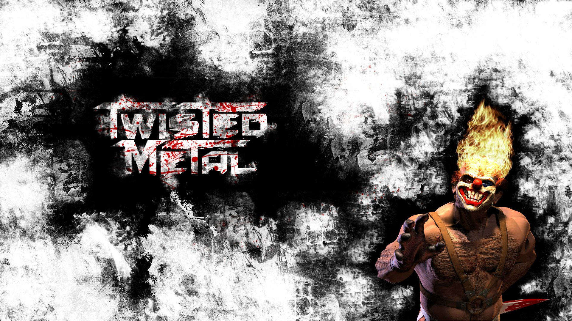 Video Game - Twisted Metal  Wallpaper
