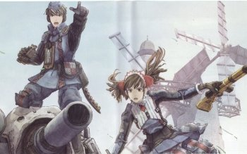 Anime - Valkyria Chronicles Wallpapers and Backgrounds ID : 231119