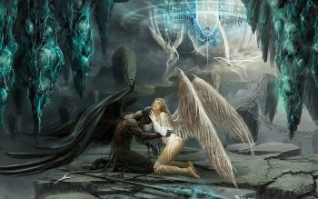 Fantasy - Angel Wallpapers and Backgrounds ID : 231167