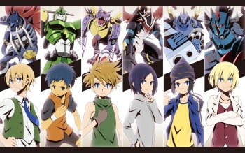 Anime - Digimon Wallpapers and Backgrounds ID : 231467