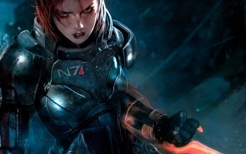 Video Game - Mass Effect 3 Wallpapers and Backgrounds ID : 231799